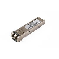 Transceivers en media converters - Netgear ProSafe AGM731F - SFP (mini-GBIC) transceivermodule - Gigabit Ethernet - 1000Base-SX - LC multi-modus - voor ProSAFE M4300-28G-PoE+ - AGM731F