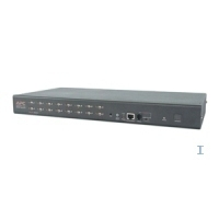 KVM switches - APC 16 Port Multi-Platform Analog KVM - AP5202