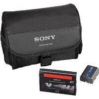 Notebook tassen - Sony ACC-DHM3 Starter Kit - ACCDHM3