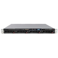 Servers - Supermicro SYS-5015B-M3 1U, Barebone Single LGA775 ZIF Socket - SYS-5015B-M3B