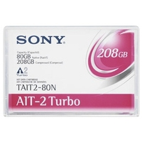Disks en tapes - Sony DATA CARTRIDGE AIT TURBO 80-208GB NS - TAIT280N