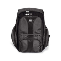"Notebook tassen - Kensington Contour BackPack 16"", Zwart - 1500234"