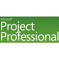 Project management - Microsoft Project Professional Single Software Assurance OPEN No Level w/1 ProjectSvr Client Access License (CAL) - H30-00104