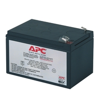 Batterijen en accus - APC Replacement Battery BK600EC/ BP650I/ VS650I - RBC4