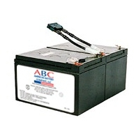 Batterijen en accus - APC Replacement Battery BP1000I/ SUVS1000I/ SU1000INET - RBC6