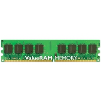 Geheugen - Kingston 1Gb 667MHZ DDR2 NON-ECC CL5 VLR - DIMM - 1024MB - KVR667D2N5/1G