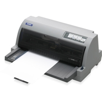 Matrix printers - Epson 106 column flatbed printer met Print Speed Enhancer - C11CA13041