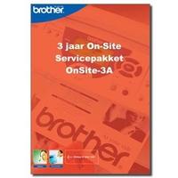 Garantie uitbreidingen - Brother OnSite-3A - ZWPS00360A
