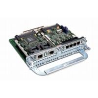 Netwerk hardware overige - Cisco ONE-SLOT IP COMM VOICE/FAX **New Retail** - NM-HD-1V=