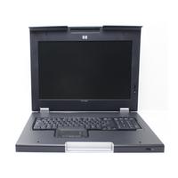 Rack monitor consoles - HP Monitor& keyb.17-inch WXGA+ - 406504-081