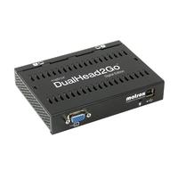 VGA kaarten - Matrox DualHead2Go Digital Edition - D2G-A2D-IF