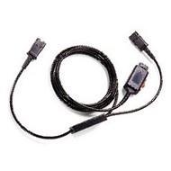 Telefoon kabels - Plantronics Y-Cable - 27019-01