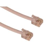 Telefoon kabels - Sandberg Telephone RJ11-RJ11  1.8 m 6P4C - 500-60