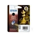 Laser printers - HP EPSON T0511 inktcartridge zwart Standaard capacity 24ml 900 pagina s 1-pack blister zonder alarm - C13T05114010