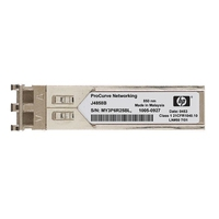 Routers - HP Gigabit SX fiber mini-GBIC (LC) - J4858C