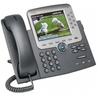 Telefoon - Cisco Unified IP Phone - CP-7975G