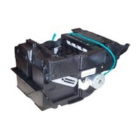 Inkjet printers - 2-Power Service Station Assembly without the FAN - C7769-60374