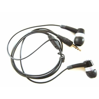 Headsets - Samsung UNIT-EARPHONE,3 PLUG,BLK,EU - GH59-04418A