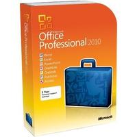 Office suites - Microsoft OfficeProfessionalPlus License/SoftwareAssurancePack Government OLP 1License NoLevel - 269-08812