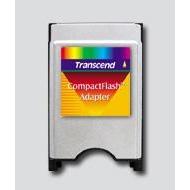 Geheugenkaartlezers - Transcend - Kaartadapter (CF I) - PC-kaart - TS0MCF2PC