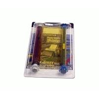 Inkt, toners en inktlinten - Olympus Ribbon for P400/440 Gloss Ribbon for 50 prints - N2093500
