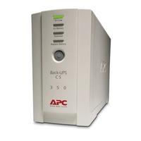 UPS - APC Back-UPS CS 350VA beige PowerChute PE - BK350EI