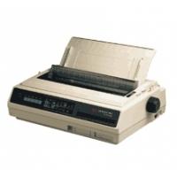 Matrix printers - OKI Microline 395 24 naalds 4 doorslagen par/ser - 00035719