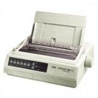 Matrix printers - OKI Microline 321Elite 9 naalds A4 4 doorslagen par - 00034753