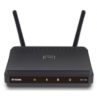 Wireless access points - D-Link Wireless N300 Open Source Access Point - Compatible met IEEE 802.11b/802.11g/802.11n 2.4GHz Standaard - 1 10/100Mbps Fast Ethernet Interface for connecting Wire - DAP-1360/E
