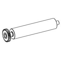 Bon printers - Zebra LP2824 Platen Roller Standaard - 105910-107