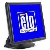 Touch screen monitoren - Elo 1915L, 48.3 cm (19), IT, donkergrijs touch monitor (4:3), 48.3 cm (19), IntelliTouch, 1280x1024 pixels, 5ms, helderheid: 225cd, kijkhoek: 160/160°(H/V), contrast: 800:1, VGA, touch interface: USB, RS232, netsnoer (EU), kleur: donkergrijs - E266835
