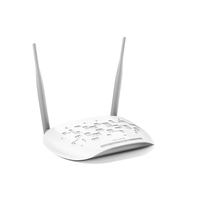 Wireless access points - TP-LINK TL-WA801ND 300Mbps Wireless N Access Point 2.4GHz 802.11n/g/b Passive PoE Supported WPS AP/Client/Bridge Multi-SSID WMMPing Watchdog 2x 4dbi detachable Antenna - TL-WA801ND