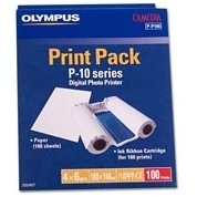 Papier - Olympus P-P100 A6-size high quality Standaard paper - N1448800