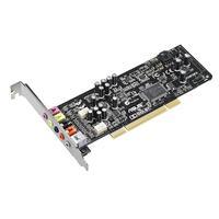 Geluidskaarten - ASUS Audio Soundcard Xonar DG PCI 5.1 & Headphone Amp Card - PCI - 5.1 - Low profile Bracket - Gaming - 90-YAA0K0-0UAN0BZ