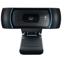 Webcams en netwerkcameras - Logitech Webcam B910 HD USB - 960-000684