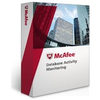 Antivirus en beveiliging - McAfee Database Activity Monitoring - 1 jaar Gold Software Support - 251 t/m 500 - DBMYCM-AA-EG