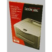 Papier - Lexmark TRANSPARENCIES A4 50 SHEET FOR OPTRA COLOR 1200             NS - 12A0541