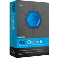 Desktop publishing - Nuance PDF CREATE 6 20001-30 - LIC-M009-W00-I/ENG