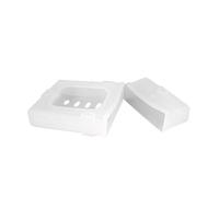 Overige opslagmedia - StarTech.com 3.5in Hard Drive Protector Sleeve - HDDSLEV35