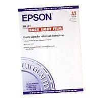 Papier - Epson A2 Ink Jet Back Light Film - C13S041130