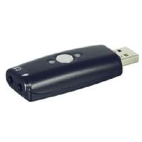 Geluidskaarten - M-Cab USB 2.0 Soundkarte - 7300006