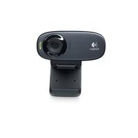 Webcams en netwerkcameras - Logitech HD Webcam C310 Zwart - 960-000637