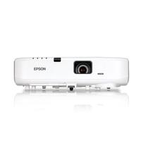 Projectoren - Epson EB-D6155W - LCD-projector - 3500 lumens - WXGA (1280 x 800) - 16:10 - Netwerk - V11H396040