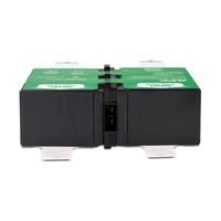 Multifunctionele printers - OKI APC Replacement Battery Cartridge #124 - UPS-batterij - 1 x Loodzuur - voor P/N: BR1200G-FR, BR1200GI, BR1300G, BR1500G, BR1500G-FR, BR1500GI, SMC1000-2U, SMC1000I-2U - APCRBC124