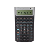 Calculators - HP 10bII+ - Financile rekenmachine - 12 cijfers - batterij - NW239AA#UUZ