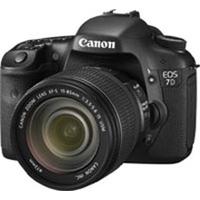 Digitale fotocameras - Canon EOS 7D met 15-85IS - 3814B031