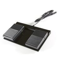 Joysticks en gamepads - Scythe USB Foot Switch 2 Double Scythe USB Fuschalter Double II U 24 maanden garantie - USB_2FS-2