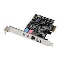 Geluidskaarten - ST Lab PCIe 7.1 Channel Sound Card - M-481