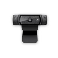 Webcams en netwerkcameras - Logitech Webcam HD Pro C920 - 960-000768
