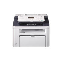 Fax en digital senders - Canon i-SENSYS FAX-L150 - Multifunctionele printer - Z/W - laser - A4 (210 x 297 mm), Legal (216 x 356 mm) (origineel) - Legal (doorsnede) - maximaal 11.8 ppm LED - maximaal 18 ppm (printend) - 150 vellen - 33.6 Kbps - USB 2.0 - 5258B022